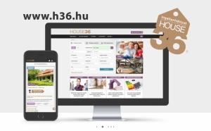 Ismét a TOP 20-ban a HOUSE36 weboldala